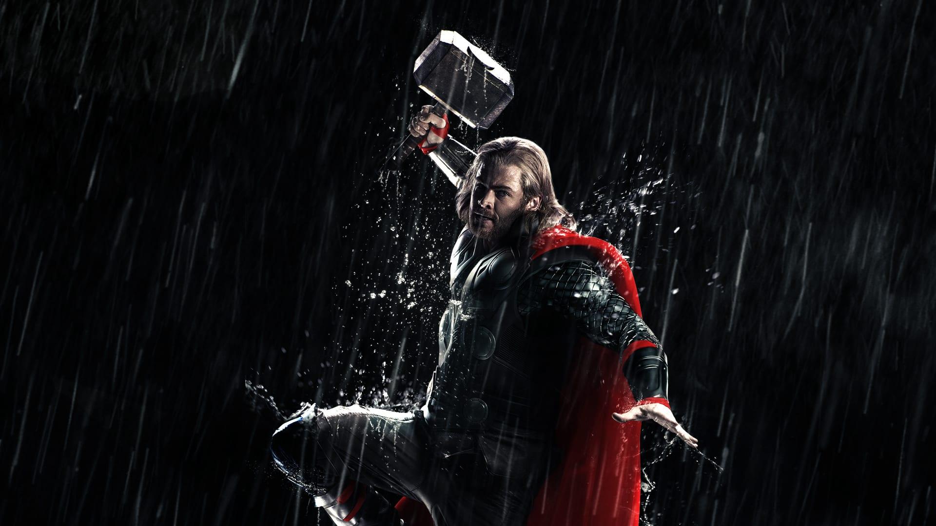 3d Thor Movie Hammer Wallpapers Hd: Thor: The Dark World News