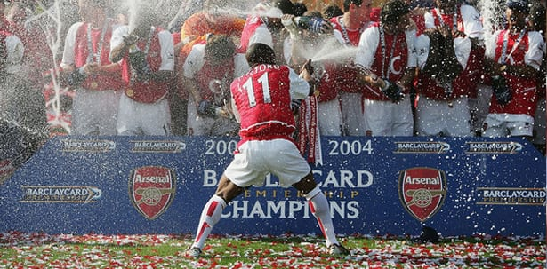 Arsenal Winners