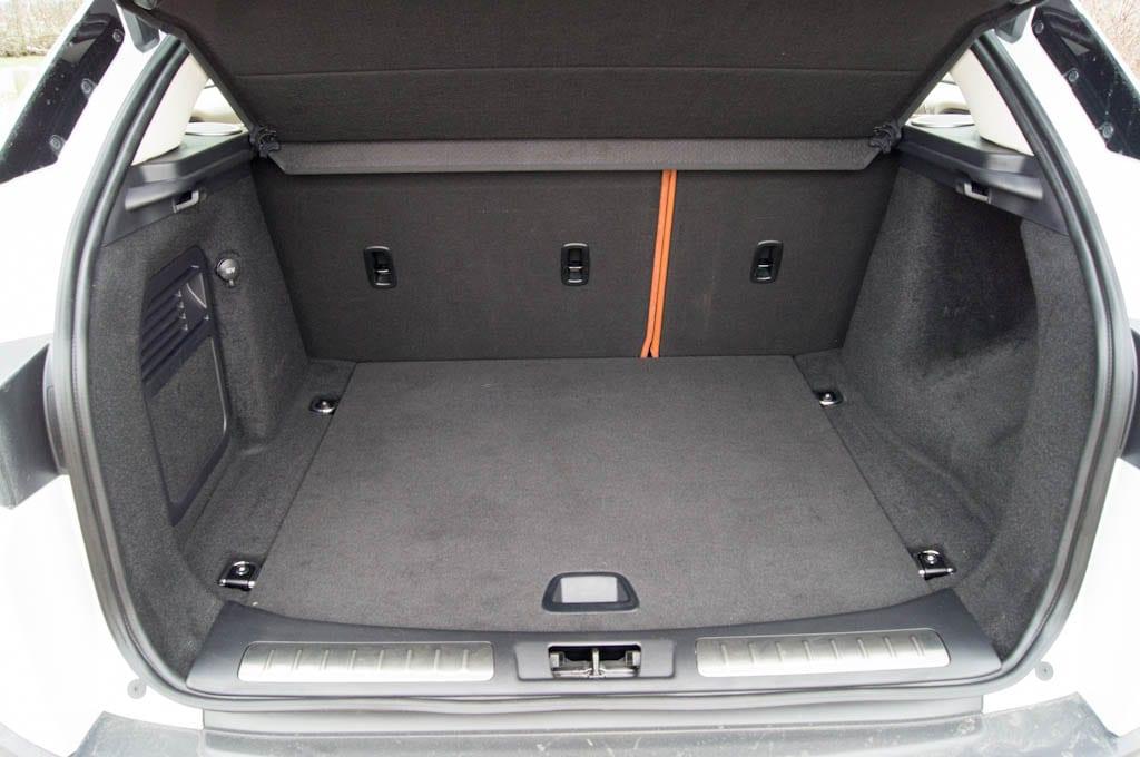 Range Rover Evoque Coupe Boot
