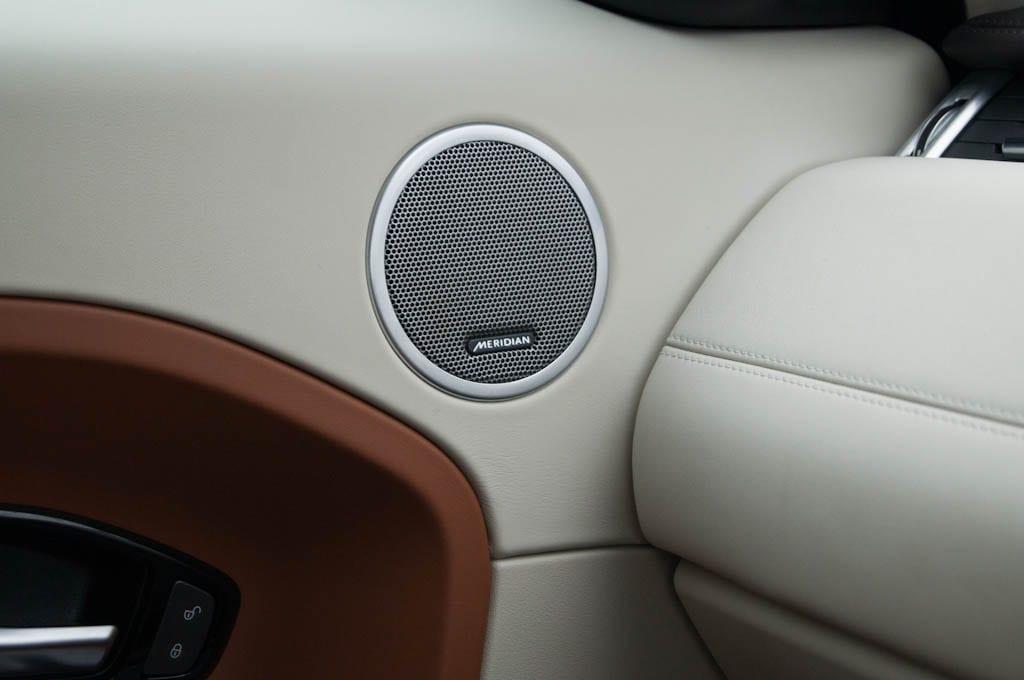 Range Rover Evoque Coupe Meridian