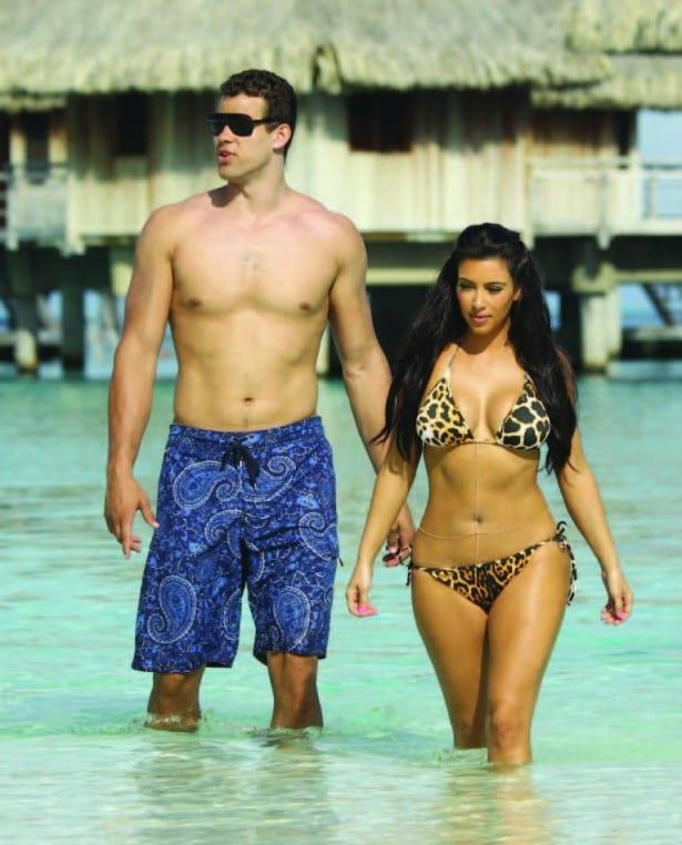 Kim Kardashian Bora Bora
