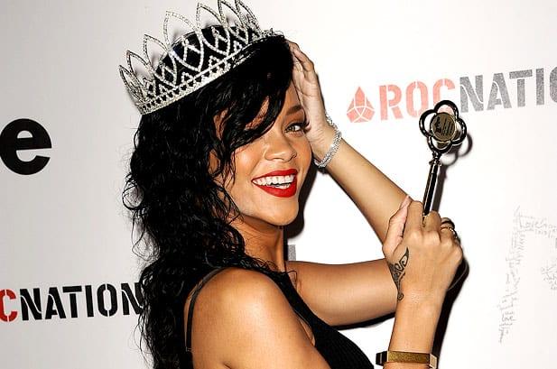 R&B Starlet Rihanna