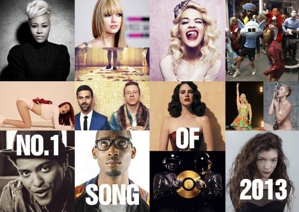 BestSongOf2013