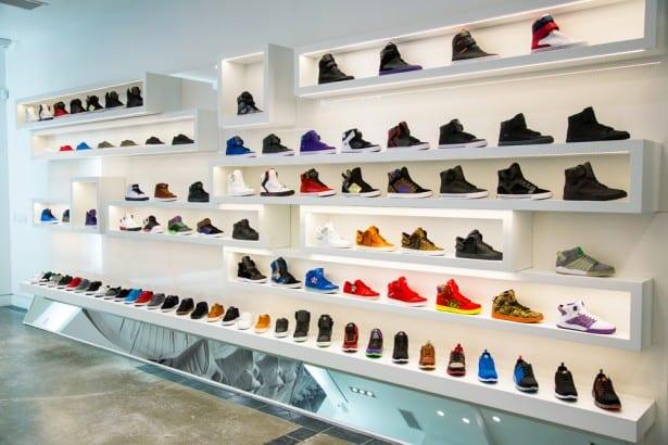 Luton stores