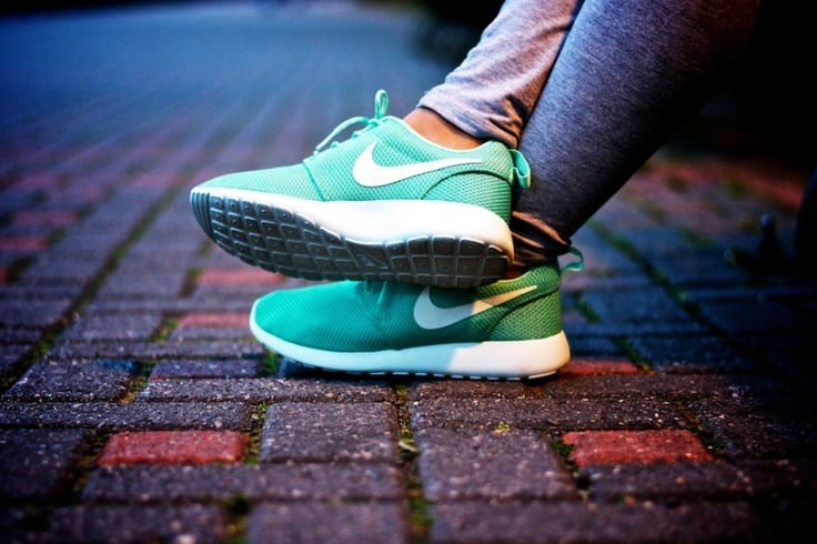nike roshe colours