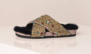 My two favourite things, jewels and fur in one perfect slide, thank you Celine!