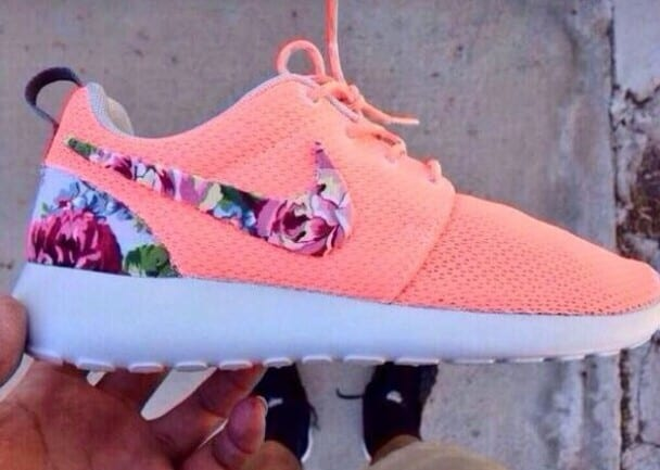 Get that floral feeling
