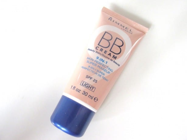 The Rimmel BB Cream 9-in-1 Skin Perfecting Super Makeup