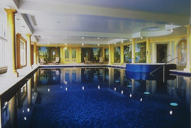 Swimming Pool - Danesfield House Hotel & Spa