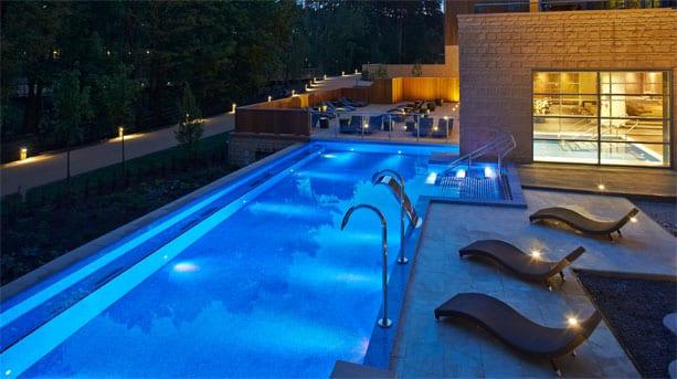 Center Parcs unveils Aqua Sana Spa at Woburn Forest