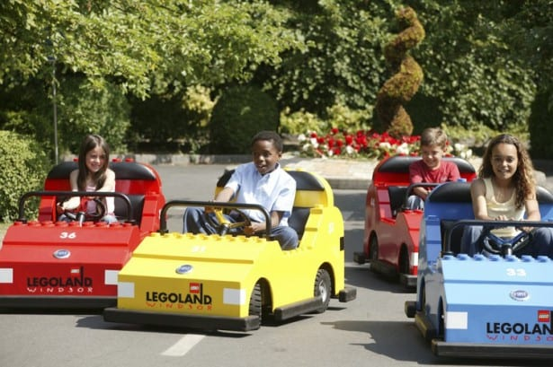 Go for a drive at Legoland - TrendLife Magazine