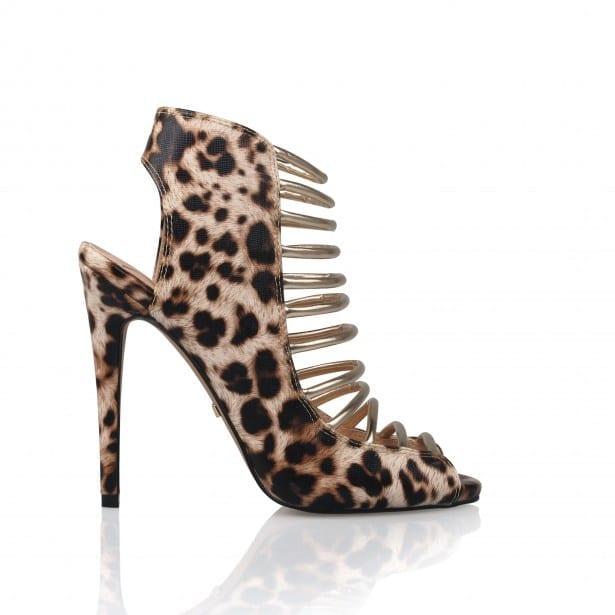 Kardashian Footwear @ BANK Fashion - Mylie_Brown_Leopard £65 MARCH