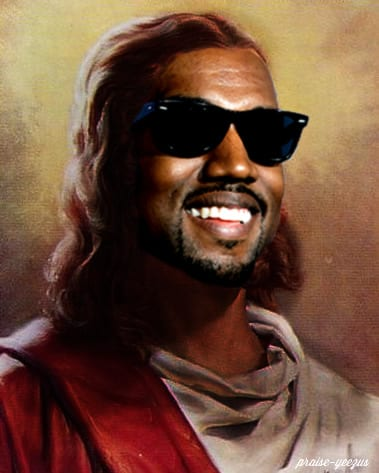 My momma used to say only Jesus can save us