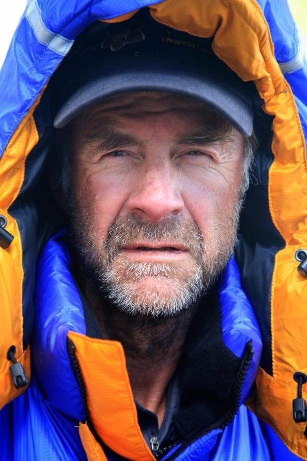 Liz Scarff_Sir Ranulph Fiennes Everest Challenge