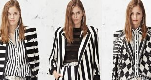 How to wear this season's hottest trend – Stripes
