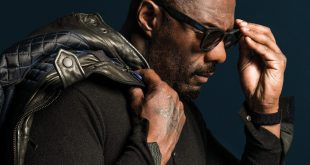 Idris Elba + Superdry hits the high street this November