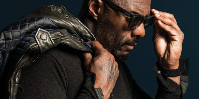 Idris Elba + Superdry