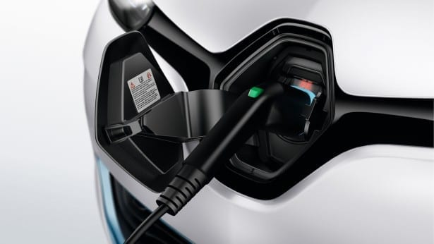 The Renault Zoe Charge System