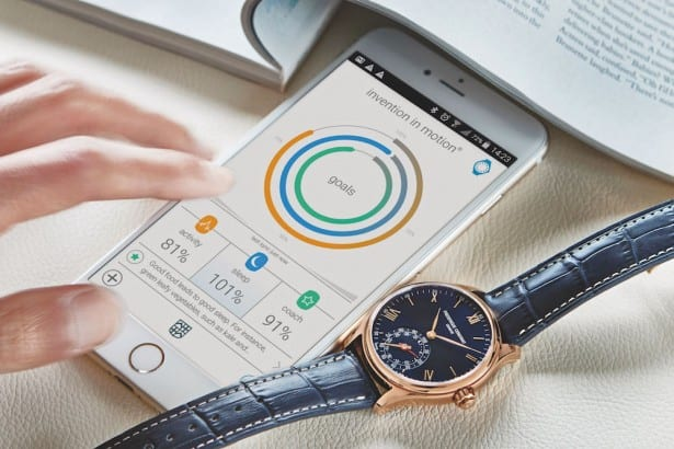 FREDERIQUE CONSTANT | Horological Smartwatch