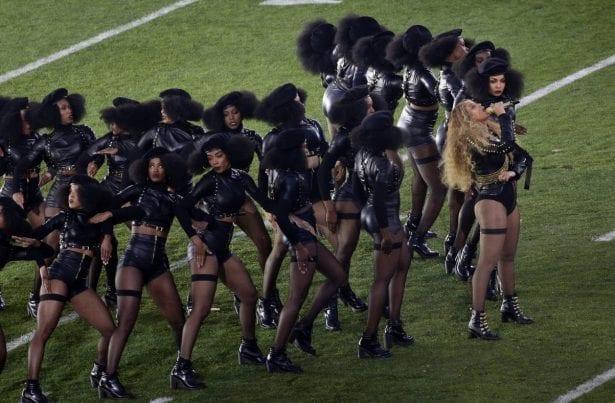 Beyoncé gets political