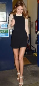 Millie Mackintosh in her Pinafore Dress