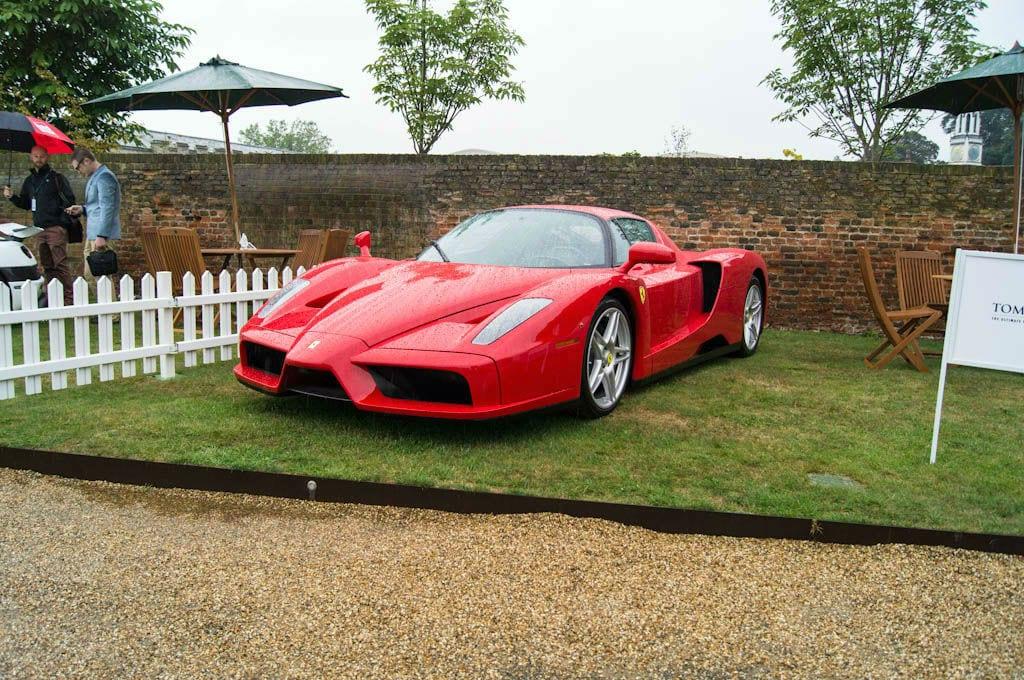 Salon Prive 2013 - Ferrari Enzo - carwitter