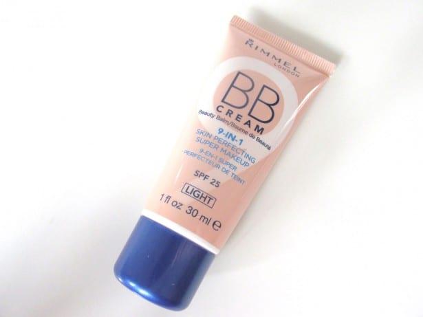 The Rimmel BB Cream 9-in-1 Skin Perfecting Super Makeup