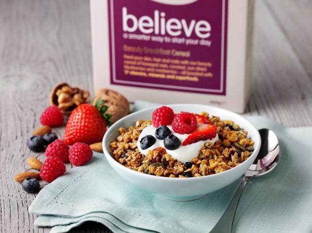 Believe Cereal