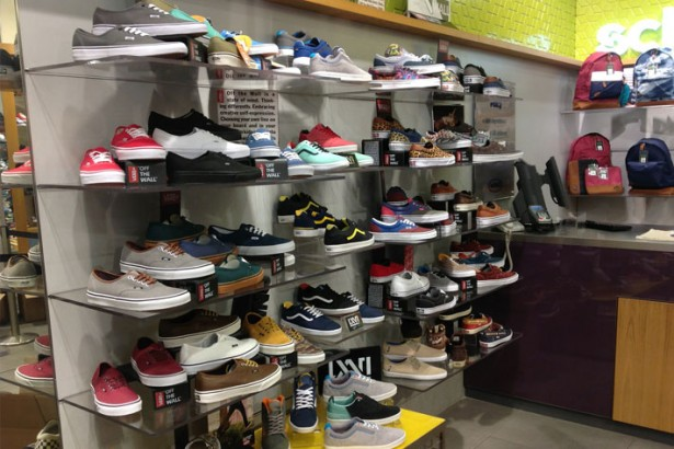 Schuh stocks the latest trainers & causal footwear