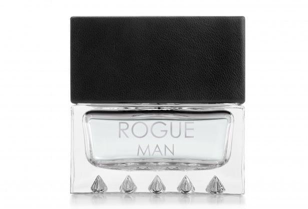 Parlux Fragrances ROGUE MAN by Rihanna bottle