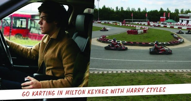 GoKarting With Harry