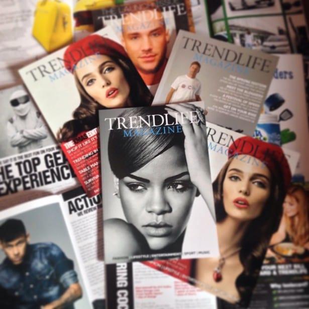 TrendLife latest issues
