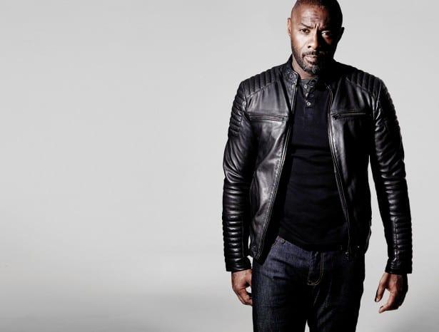 Idris Elba + Superdry