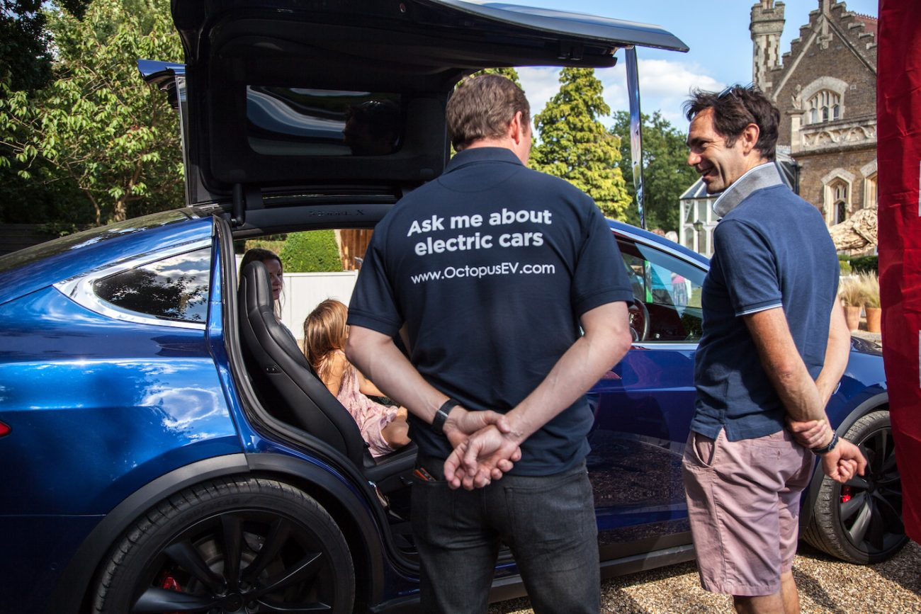 THE ELECTRIC VEHICLES DISCOVERY SERIES