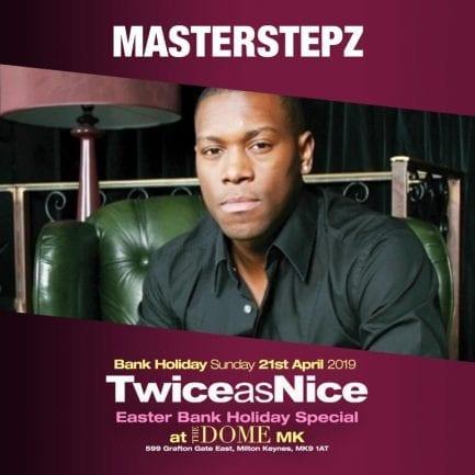 Alongside Kele Le Roc, confirmed entertainment on the night includes DJ's Spoony, Masterstepz, DJ Dloose and MC OJ