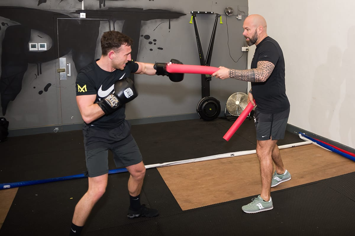 Boxing with AB Boxing