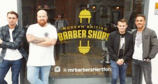 TrendLife Interviews: Men's stylist Jez Djemil – MR. Barbers Hertford