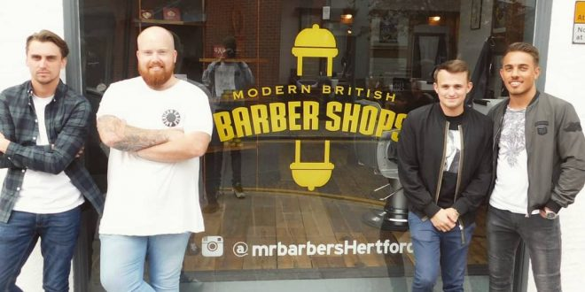 TrendLife Interviews: Men's stylist Jez Djemil – MR. Barbers Hertford