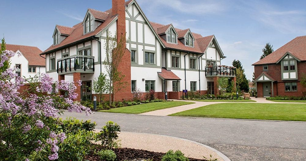 Watford homeowners staying put   Audley Chalfont Dene