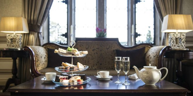 Afternoon Tea Photo - De Vere Horwood Estate