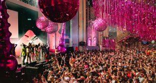 Sophie Ellis-Bextor Joins Sink The Pink In Milton Keynes