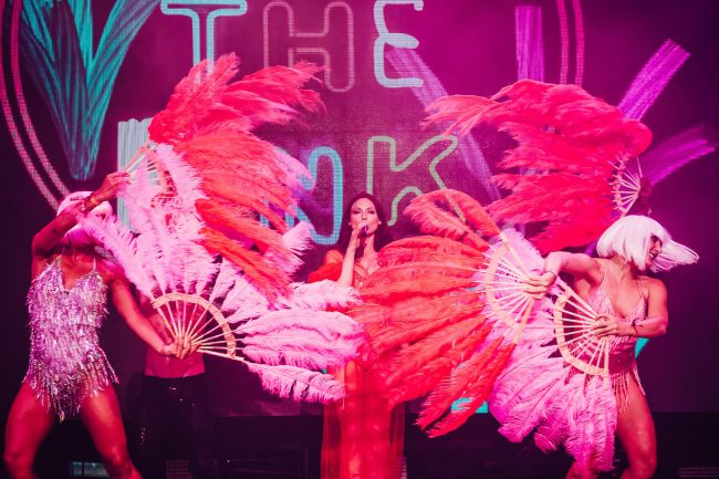 Sophie Ellis-Bextor Joins Sink The Pink In Milton Keynes