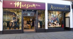 Monsoon Accessorize announces closures in Hitchin & St Albans