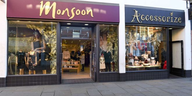 Monsoon Accessorize, the business behind popular High Street fashion retailers Monsoon and Accessorize have announced they are closing 35 stores across the UK with 3 in The Three Counties