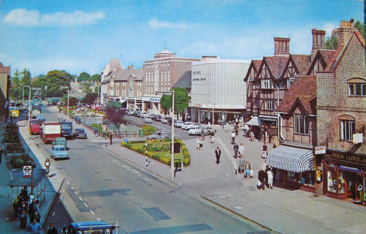 Old Watford High Street