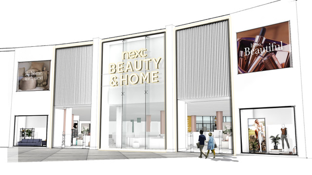 Milton Keynes welcomes new Next Beauty and Home concept store