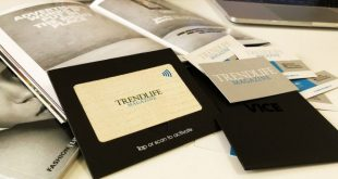 TrendLife Magazine reviews V1CE Business Cards