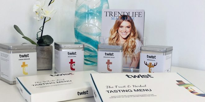 Twist Tea Competition