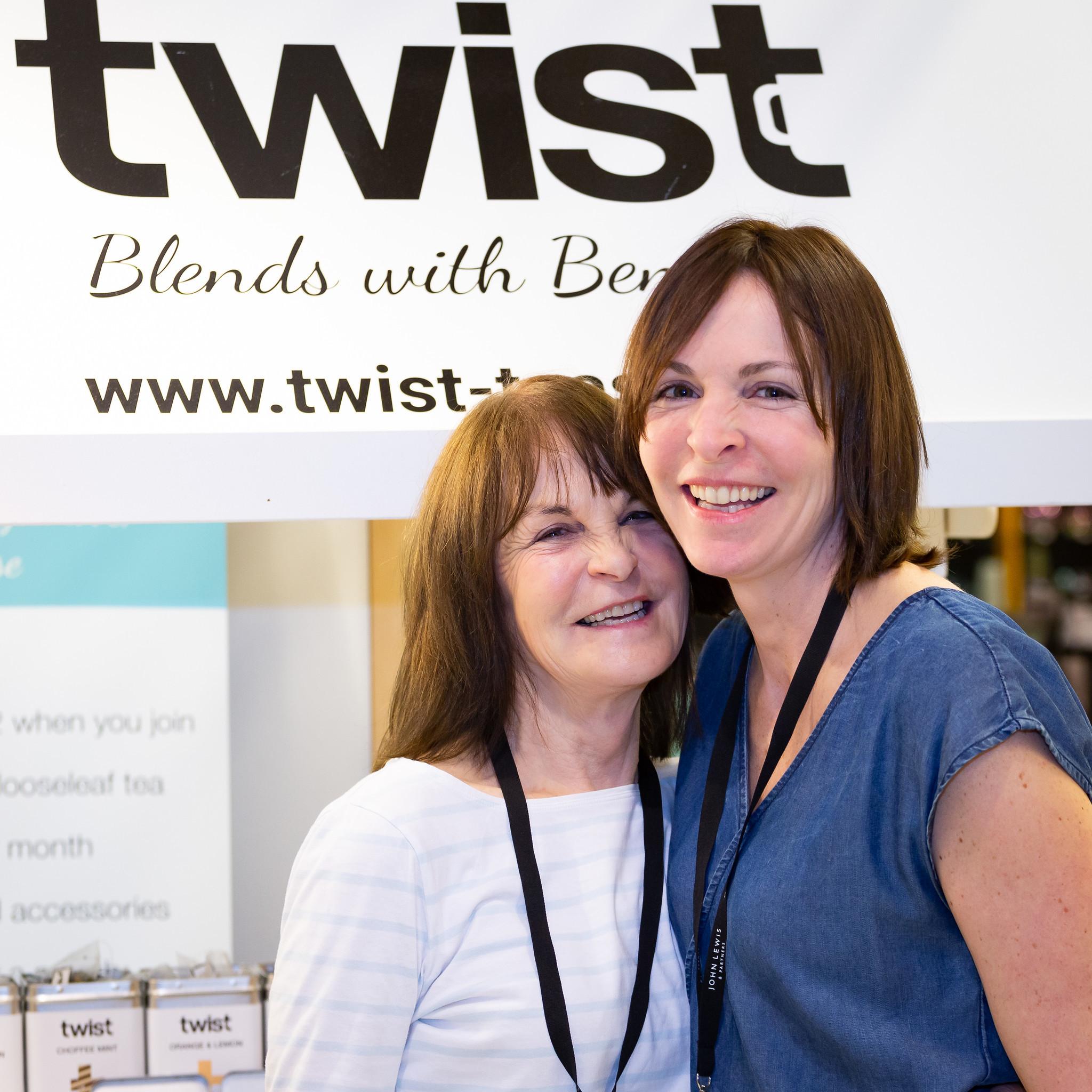 Bow down to royal-tea - Harpenden based Twist Teas
