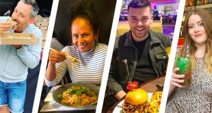 Four Fantastic Food Bloggers to follow: October 2020